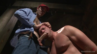 Christian Wilde and Josh Peters at Bound Gods