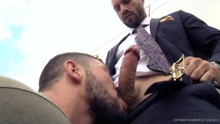 FLEX & MARCO RUBI at men at play