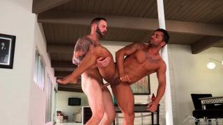 Chris Bines & Bruno Bernal at FALCON