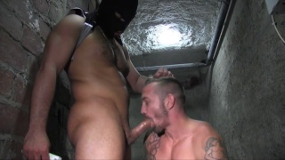 Stephane Raw fucked by Malik at Citebeur