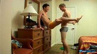 Jeremiah Johnson & Shane Allen at undie twinks