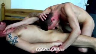 Florian Hagen & Alexx Stier at cazzo club
