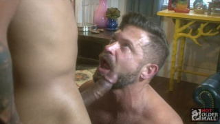 Daddy Danny and Johnny Five at Hot Older Male