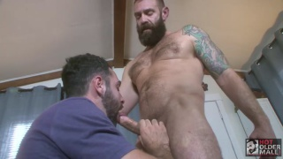 George Glass and Anthony Naxos at Hot Older Male