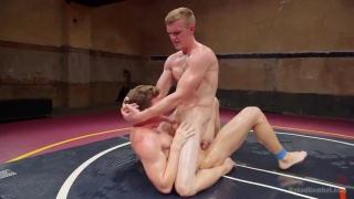 Zane Anders vs JJ Knight at Naked Kombat