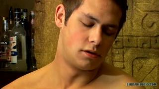 European boy Cristian at beddable boys