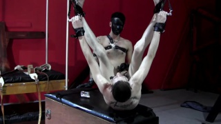 Your Pain Is My Pleasure Part 3 at Bad Boy Bondage