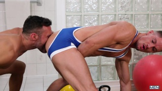 Manuel Skye and Skyy Knox at Str8 to Gay