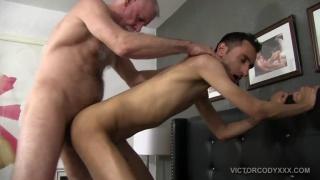 Scott Reynolds & Prince Ali at Victor Cody XXX