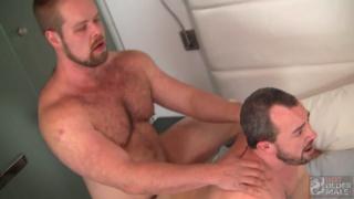 Eric Schwanz  & Bryan Knight at Hot Older Male