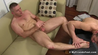 Scott Riley at My Friends Feet