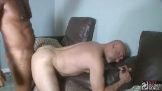 Brian Davilla and Ale tedesco at hot older male