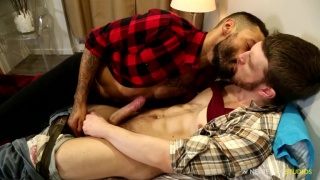 Caleb King and Dylan Henri at Next Door Ebony