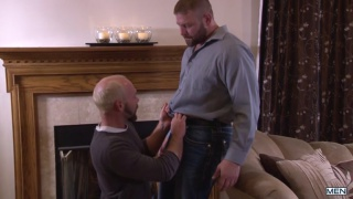 Colby Jansen and Mike Tanner at Str8 to Gay