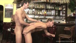 Martin Holy and Radek Horak at hammer boys xxx