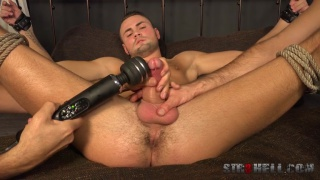 Milos Ovcacek at Str8 Hell