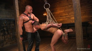 Jessie Colter and Chance Summerlin at Bound Gods