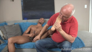 Timarrie Baker Serviced at Jake Cruise