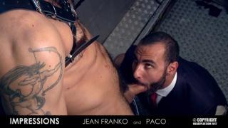 Paco and Jean Franko at Men at Play