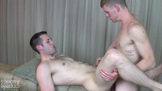 Cash Lockhart and Ty Thomas at Jason Sparks Live