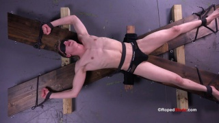 Noah Part 1 at roped studs