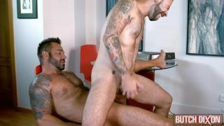 Angel Garcia & Martin Mazza at butch dixon
