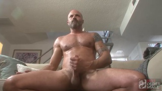 Dave Rex at Hot Older Male
