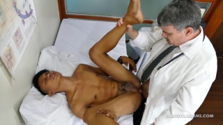 Mikal's Anal Sex Treatment at daddy's asians
