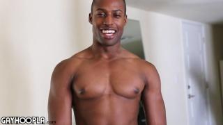 Tyler Smith at gay hoopla