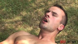 Hayden Kane at hard brit lads
