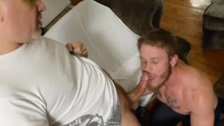 BIG BUTT MUSCLE FUCK at Maverick Men