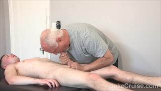 Kyler Ash Massaged at Jake Cruise