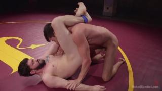 Scott DeMarco vs Jackson Fillmore at naked kombat