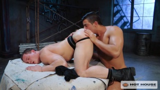 Jacob Taylor & Tommy Regan at Hot House