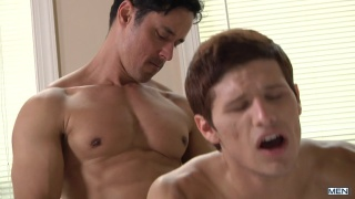 Rafael Alencar and Tino Cortez at Drill My Hole