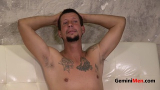 Jayson Aud at Gemini Men