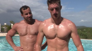 Puerto Rico Day 1 with Jakob & Randy at Sean Cody
