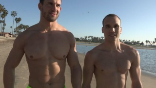 Frankie and Joey at Sean Cody