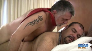 Latin Wolf and Latin Bori at bear films