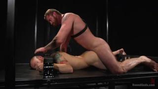 Scott Ambrose and Sebastian Keys at Bound Gods