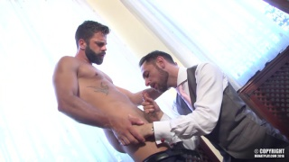 HECTOR DE SILVA & AITOR BRAVO at men at play
