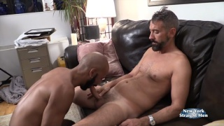 Mouthful at New York Straight Men