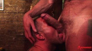 Trojan Rock and Dane Hyde at alpha males