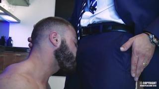 FRANK VALENCIA & DIEGO REYES at men at play