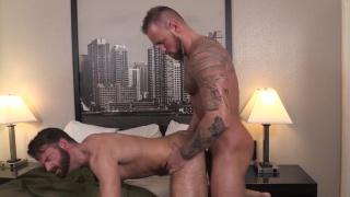 Michael Roman and Brendan Patrick at BROMO