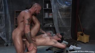 Sean Duran & Rafael Lords at Raging Stallion
