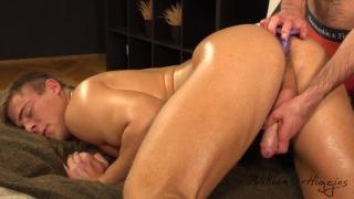 Viktor Adam's massage at William Higgins