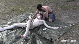 What's At Stake Part 2 at Bad Boy Bondage