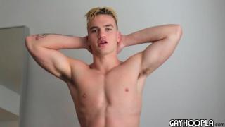 Jackson Knight at Gay Hoopla