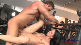 Peter Stallion and Linda Caprice at Straight Guys for Gay Eyes